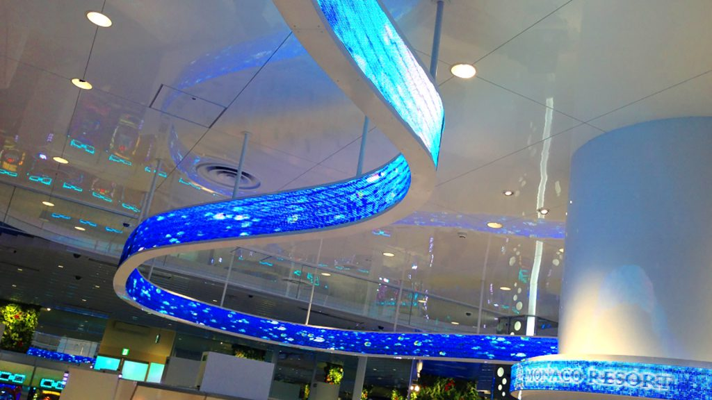 LED screen